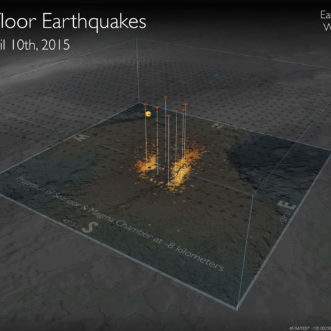 Axial Earthquake Hypocenters Web Animation